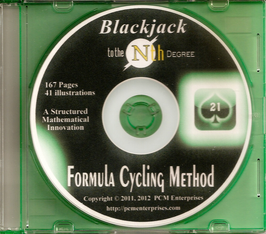 Formula Cycling Method - CD eBook 167 pages